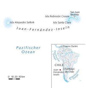 Juan-Fernández-Inseln