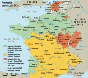 Frankreich 1430
