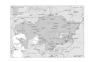 Kasachstan 1933