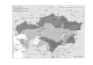 Kasachstan 1929 bis 1931