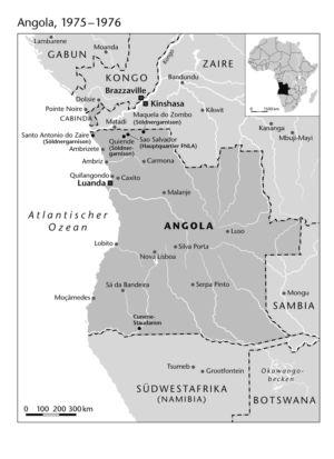 Angola 1976