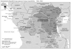 Kongo 1964 bis 1965
