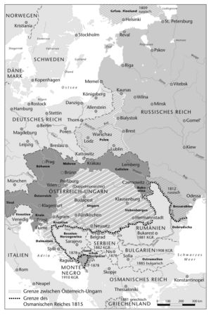 Osteuropa 1815