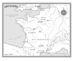 Frankreich 1356