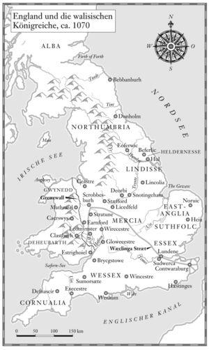 England 1070