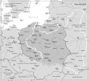 Polen 1939 bis 1945