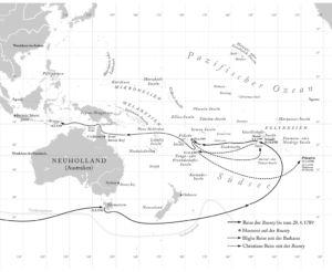 Pazifischer Ozean 1789