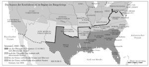 USA 1856 bis 1861