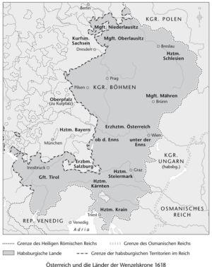 Habsburger 1618