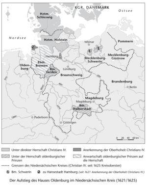 Deutschland 1621