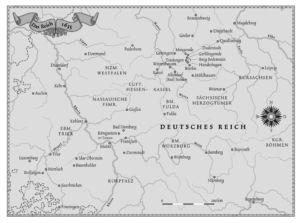 Heiliges Römisches Reich 1635