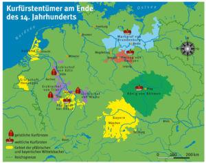 Heiliges Römisches Reich 1378