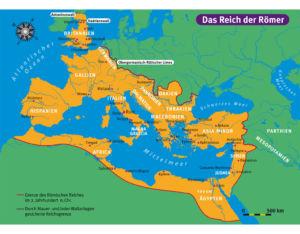 Römisches Reich im 4. Jahrhundert