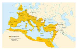Römisches Reich im 2. Jahrhundert