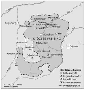 Diözese Freising