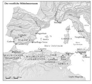 Römisches Reich im Westen