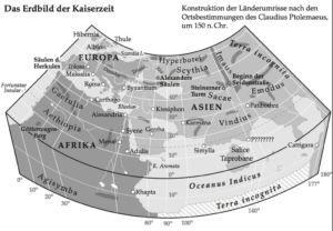 Welt des Ptolemaeus