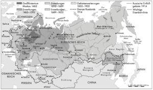 Russisches Reich 1462 bis 1914