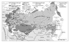 Russland 1689 bis 1914