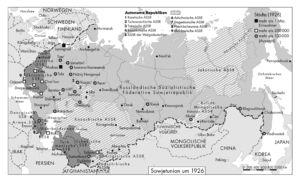Sowjetunion 1926