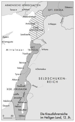 Kreuzfahrerstaaten