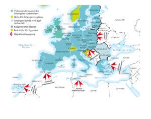 Frontex und Europa