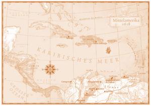 Karibik 1618