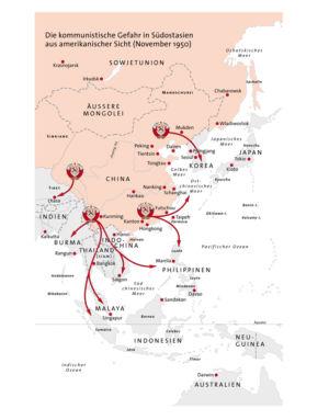 Südostasien 1950