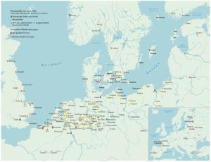 Hanse in Europa