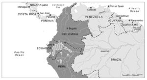 Kolumbien Ecuador Peru