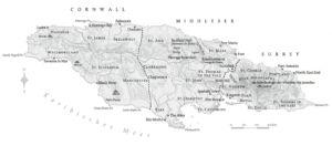 Jamaika historisch