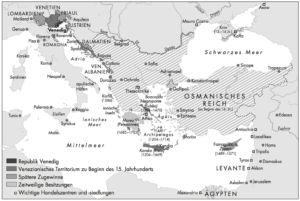Venedig im Mittelmeer
