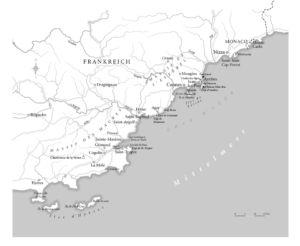 Südfrankreich und Maupassant