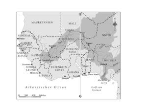 Fluß Niger
