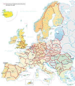Europa Utopia (nach Freddy Heineken)