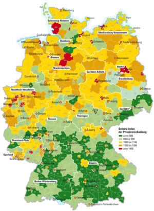Schulden in Deutschland 2009