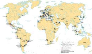 Schulen in der Welt