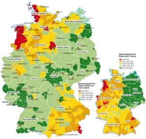 Betreuung in Deutschland