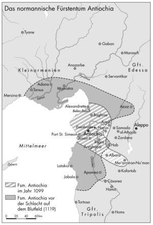 Fürstentum Antiochia