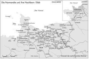 Normandie 1066