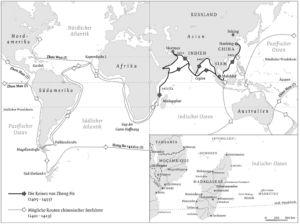 Reisen von Zheng He