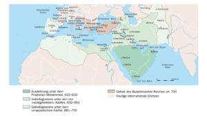 Islam 622 bis 750