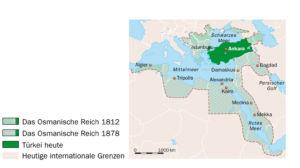 Osmanisches Reich 1812 bis 1878