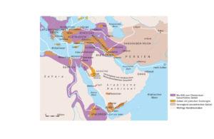Religion im Nahen Osten 600