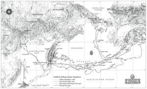 Seereise von C.H. Merck