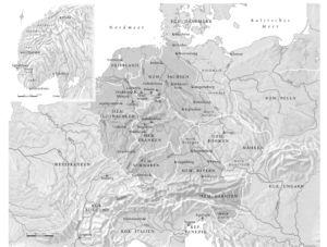 Europa um 1000