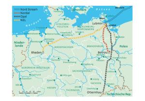 Pipelines in Deutschland