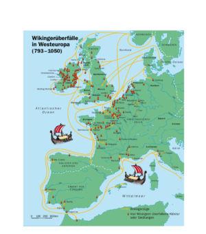 Europa 793 bis 1050