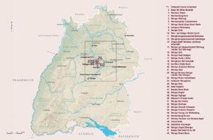 Wein in Baden-Württemberg