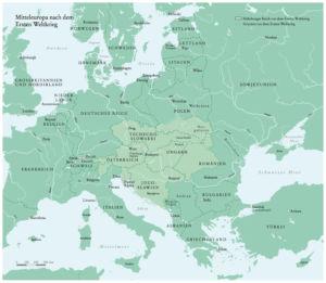 Europa nach dem Ersten Weltkrieg